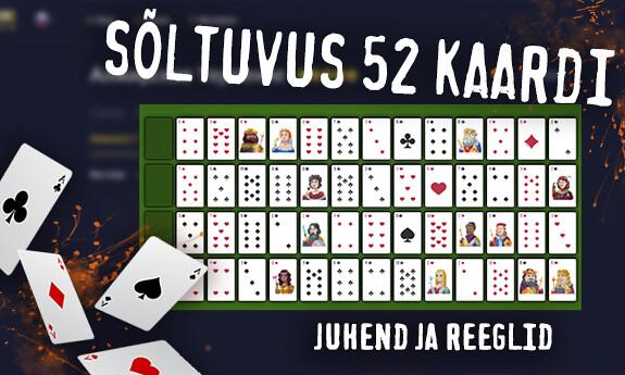 Sõltuvus 52 kaardi