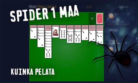 Spider 1 maa