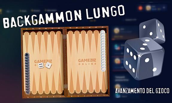 Backgammon lungo