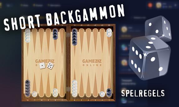 Short backgammon