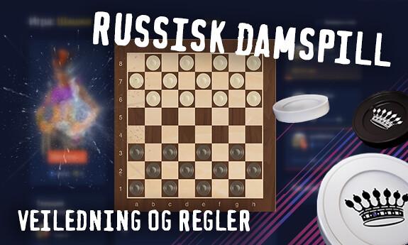 Russisk Damspill