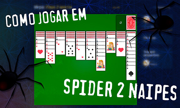 Spider 2 naipe