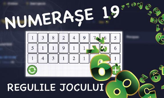 Numerașe 19