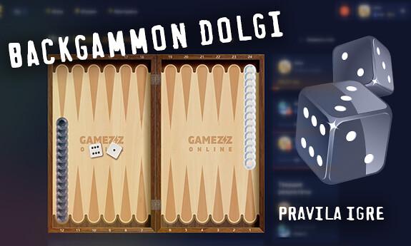 Backgammon dolgi
