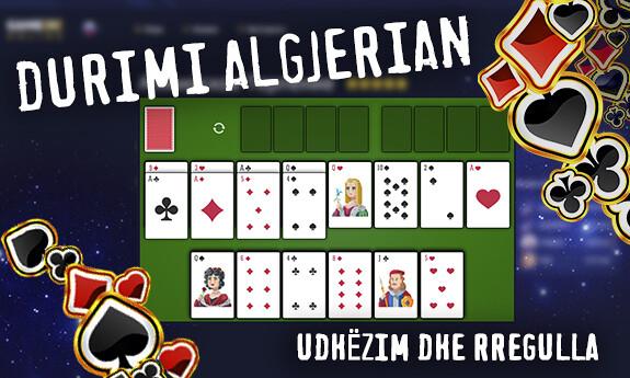 Durimi Algjerian