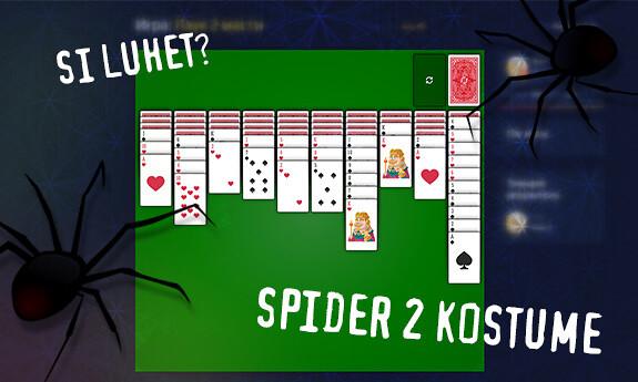 Spider 2 kostume