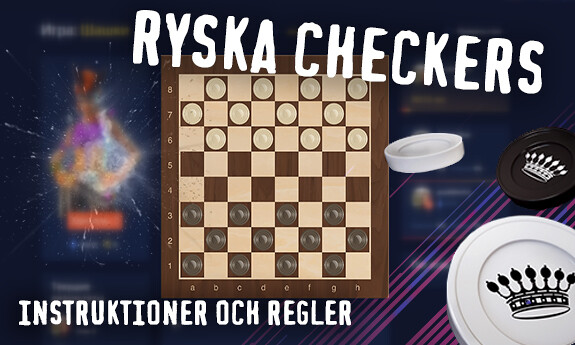 Ryska Checkers